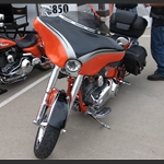 Wide Open Motorcycle Fairings For Harley-Davidson CVO Convertible Bikes