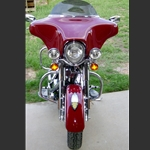 Motorcycle Fairings For Harley-Davidson Road King Classic Bikes