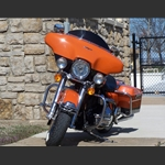 Wide Open Motorcycle Fairings For Harley-Davidson Road King Standard Bikes