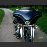 Wide Open Motorcycle Fairings For Harley-Davidson Softail Deuce Bikes