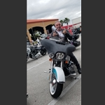 Wide Open Custom Harley Davidson Softail Deluxe Airflow Fairing