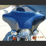 Wide Open Motorcycle Fairings For Harley-Davidson Softail Deluxe Bikes