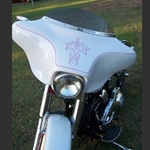 Motorcycle Fairings For Harley-Davidson Fatboy Bikes