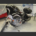 Motorcycle Fairings For Harley-Davidson Softail Standard Bikes