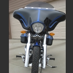 Wide Open Custom Motorcycle Fairings For Victory Vegas Bikes