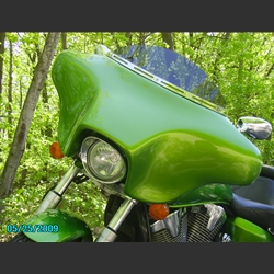 Motorcycle Fairings For Honda VTX Bikes